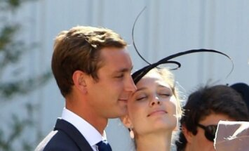 Pierre'as Casiraghi ir Beatrice Borromeo