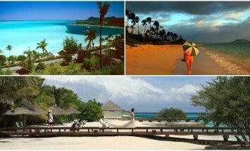Įspūdingiausi pasaulio paplūdimiai