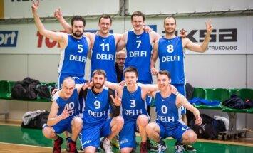 DELFI krepšinio komanda
