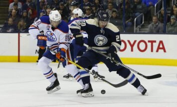 NHL: Blue Jackets – Oilers