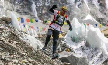 Everesto maratonas / Foto: Anuj D. Adhikary