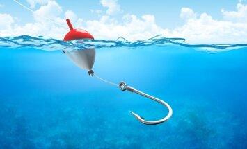 Naudojant tinkamą plūdę galima sugauti daugiau žuvies