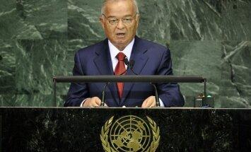 Islamas Karimovas