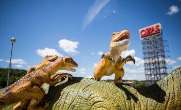 Dinozaurų parkas Vilniuje