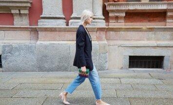 Kokie džinsai tinka skirtingiems figūrų tipams?
