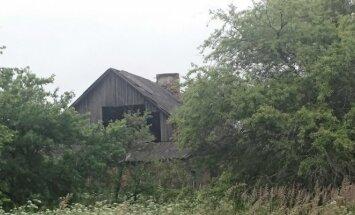 Apleistas namas