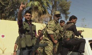 Dabiko miestas Sirijoje