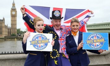 Ryanair vadovas Michaelas O'Leary