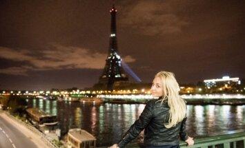 E. Straleckaitė Paryžiuje