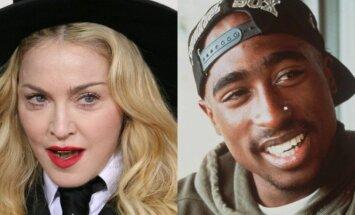 Madonna ir Tupacas
