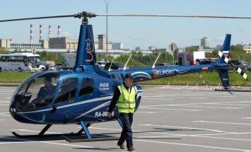 "Sraigtasparnis ""Robinson R66"""