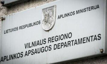 Vilniaus regiono aplinkos apsaugos departamentas