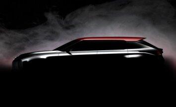 Mitsubishi Paryžiuje parodys naujo visureigio prototipą