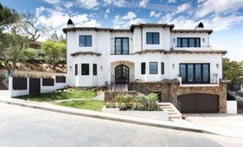Ispaniško stiliaus namas už 10 mln. eurų