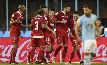 Sevilla futbolininkai