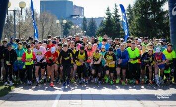 Lietuvos bėgimo taurės IV etapas Panevėžyje