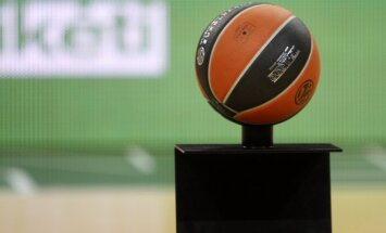 Eurolyga. Top -16. Kauno Žalgiris - Bambergo Brose Basket