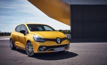 Atnaujintas Renault Clio