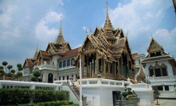 Didieji karališkieji rūmai Bankoke