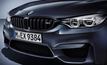 30 Years of M3 ribotos serijos BMW M3