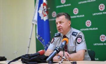 Alytaus VPK viršininkas A. Jurgelevičius