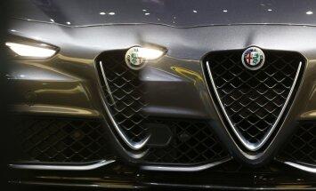 Alfa Romeo pažers sportiškų naujienų