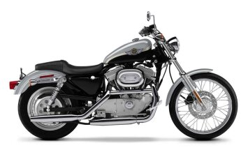"""Harley-Davidson Sportster"" sukanka 60 metų"