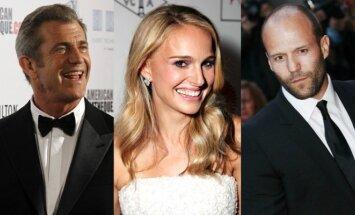 Melas Gibsonas, Natalie Portman, Jasonas Stathamas