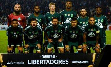 Atsikūręs Chapecoense klubas