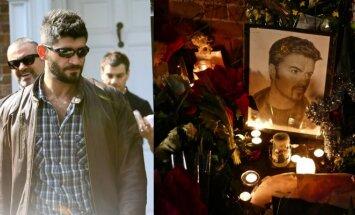 Fadi Fawazas, Geoge'ui Michaelui nešamos gėlės