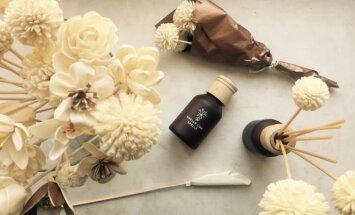 Kvapų profesionalai miegamajame pataria paskleisti rožių, svetainėje – migdolų, o darbo kambaryje – miros aromatus