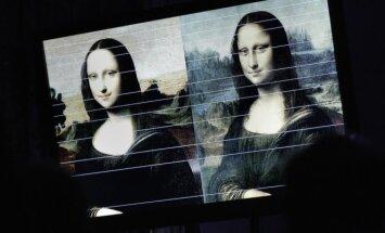 L.da Vinci paveikslo Mona Lisa ankstyvoji versija