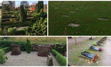 Ko galime pasimokyti iš kapinaičių Danijoje