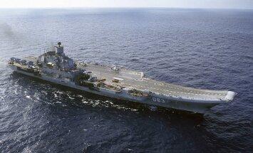 Admiral Kuznetsov air carrier