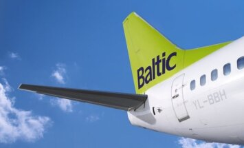 air Baltic jet