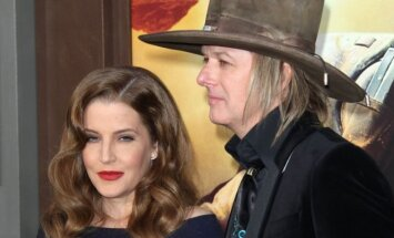 Lisa Marie Presley ir Michael Lockwood
