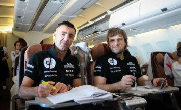 Sebastianas Rozwadowskis ir Benediktas Vanagas