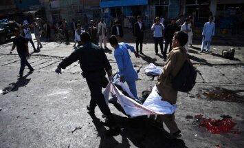 Sprogimas Kabule