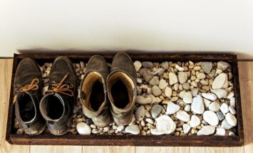 Pasidaryk pats: originali dėžė batams