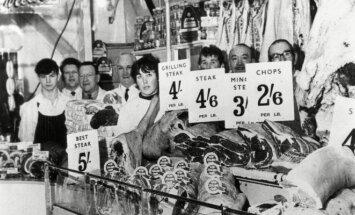 Parduotuvės nuo 1960