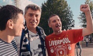 Kadras iš filmo Mano draugas Borisas Nemcovas