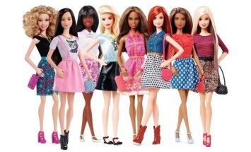 Naujosios Barbės (Mattel nuotr.)