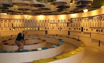 Saugomų teritorijų Nacionalinio lankytojų centro ekspozicija