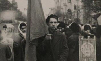 Nuotraukos iš knygos Šaltojo karo samdinys