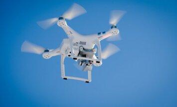 Aplinkosaugininkai naudosis dronais