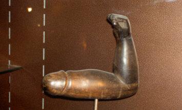 Erotikos muziejaus Paryžiuje eksponatas