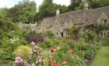 Angliško stiliaus sodas