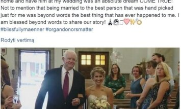 Jeni Stepien vestuvės