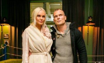 V. Jakutienė ir J. Jakutis