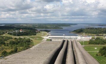 Kruonis pumped storage power plant